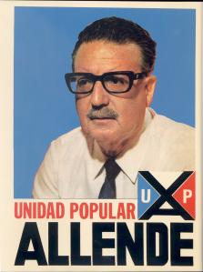 Afiche de la UP.