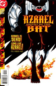 Portada de Azrael: Agent of the Bat #50