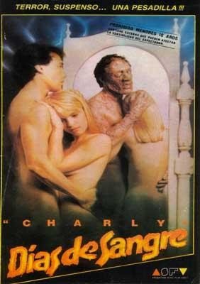 """Carátula de """"Charly, Días de Sangre""""."""
