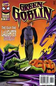 Portada de Green Goblin #13