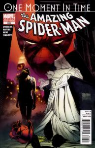 Portada alternativa de The Amazing Spider-Man #638