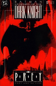 Portada de Legends of the Dark Knight #11