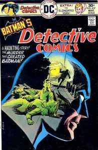 Portada de Detective Comics #457
