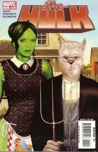Portada de She-Hulk #11