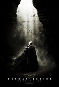 Afiche de Batman Begins