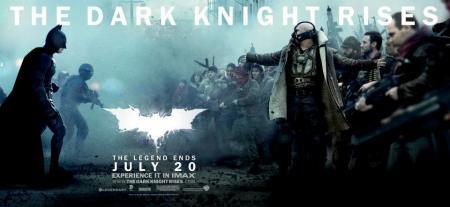 Banner de The Dark Knight Rises