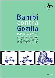 Portada de Bambi contra Godzilla