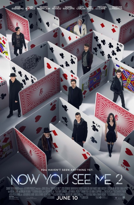 Afiche de Now You See Me 2