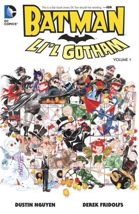 Batman: Li'l Gotham - Volume 1