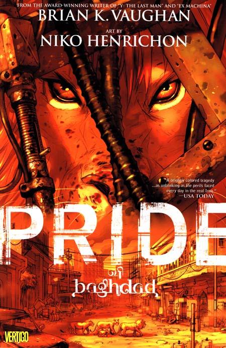 Portada de Pride of Baghdad