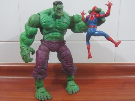 Hulk & Spider-Man
